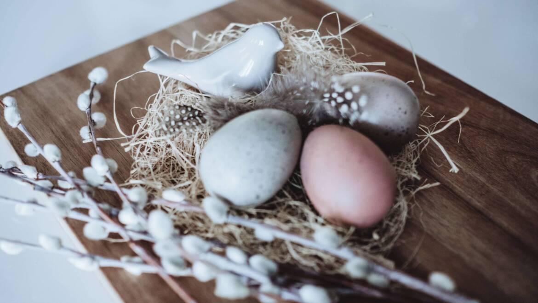 Pierwsza Wielkanoc z dzieckiem na wyjeździe
