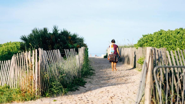 Jak ogarnąć spacer w letnie dni?