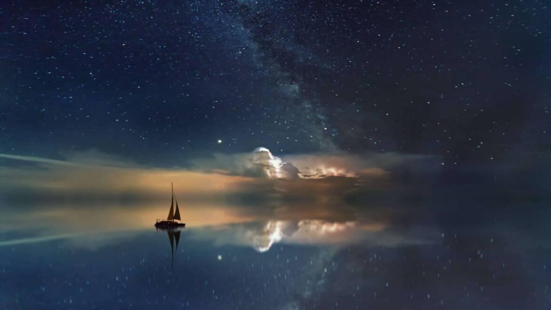 Komplet pościeli Milky Way