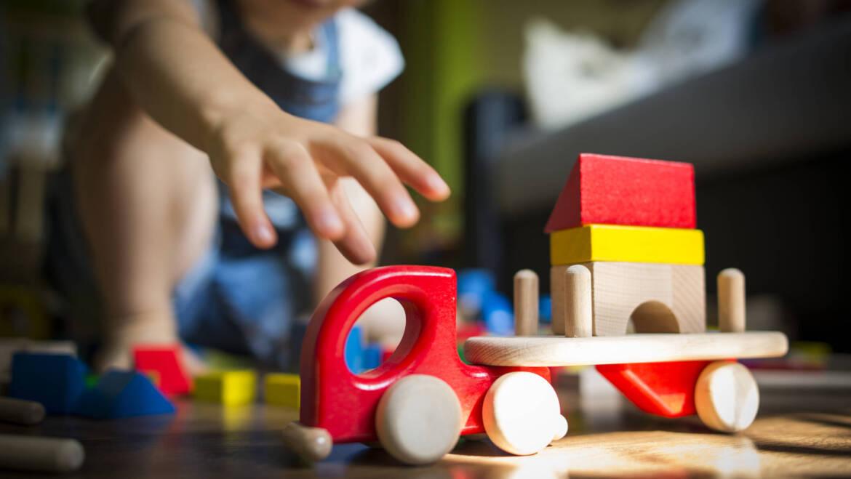 Postaw na zdrowie – powrót do drewnianych zabawek dla dzieci