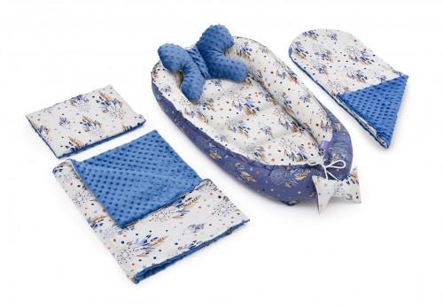 Zestaw 5-elementowy - łapacze snów i Jeans Minky