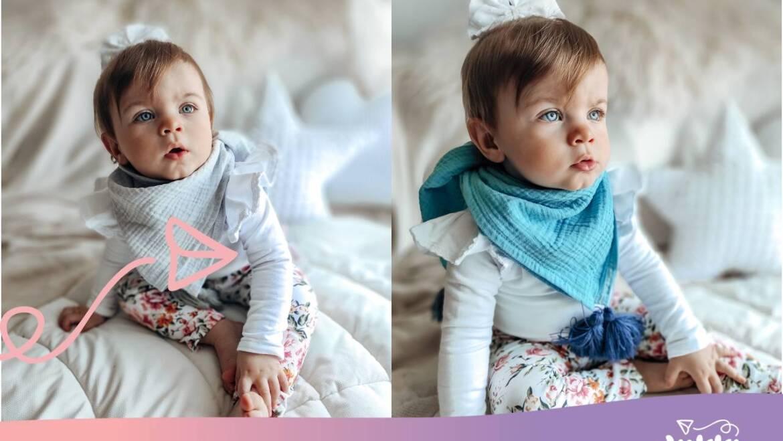 Muślin dla niemowląt – czy warto?